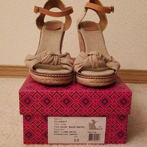 421322add1ad Tory Burch Shoes - Tory Burch Macy Espadrille Sandal